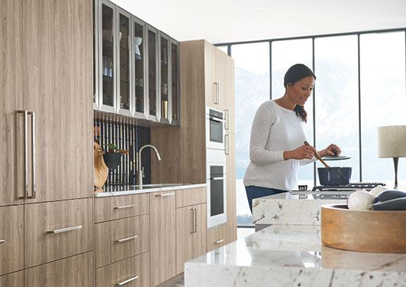 Custom Cabinets – Bathroom & Kitchen Cabinetry – Omega