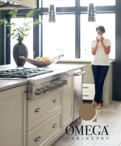 Cover of the Omega Full Line Brochure