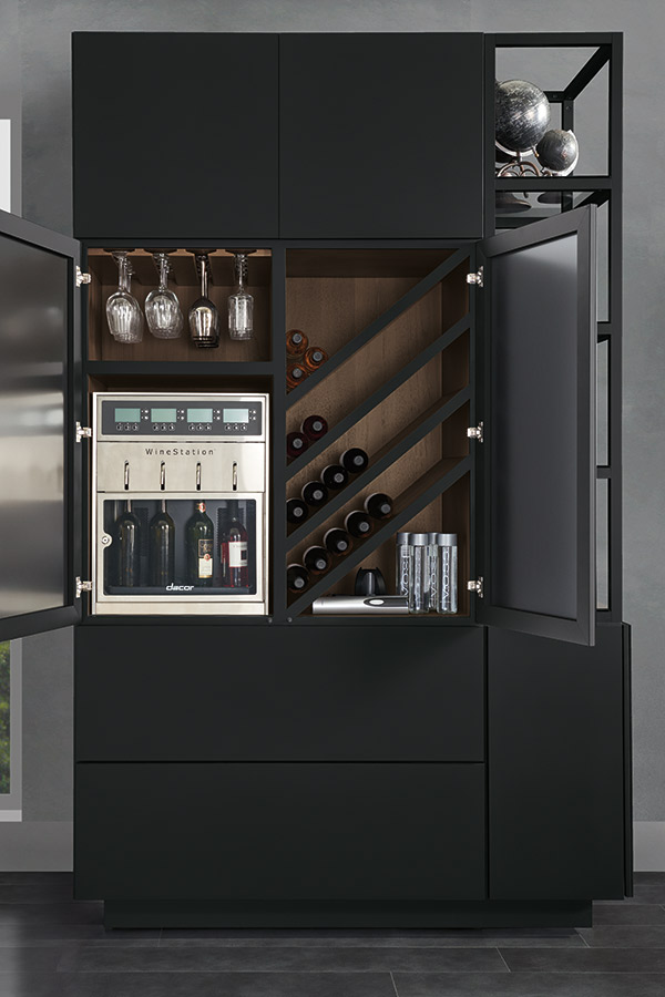 Wine Pantry Cabinet