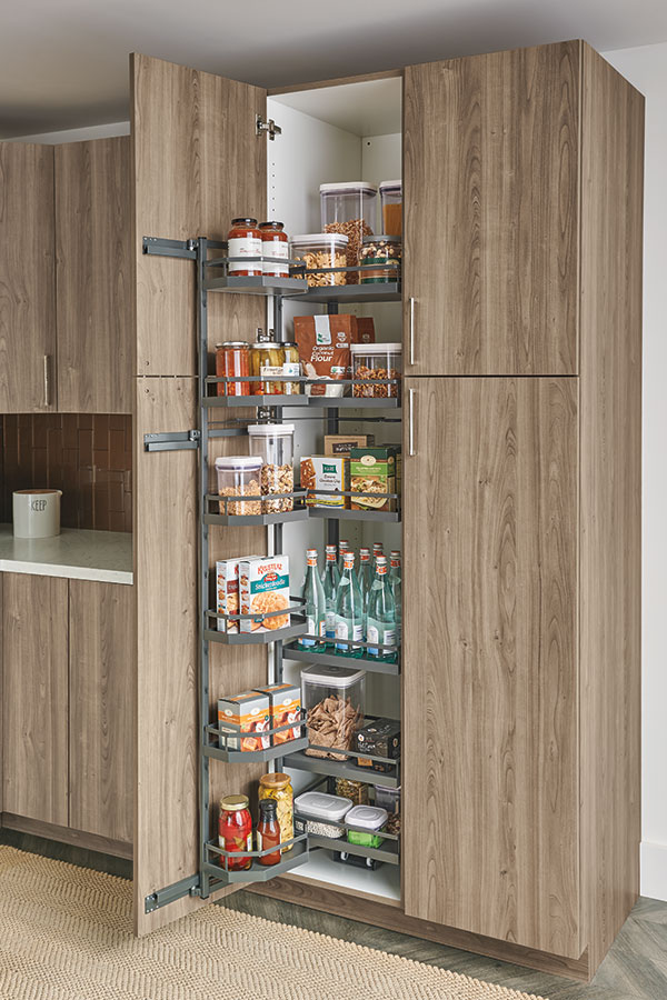 Utility Cabinet Full Height Pantry
