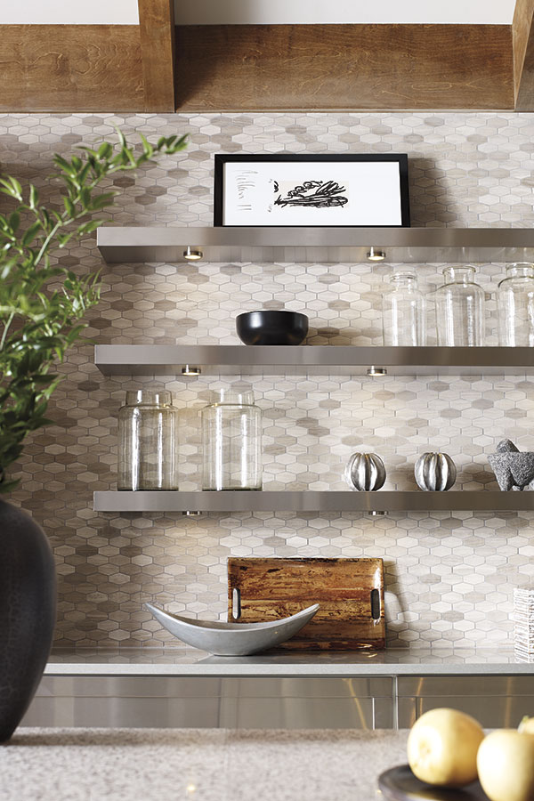 Floating Shelves Omega Cabinetry