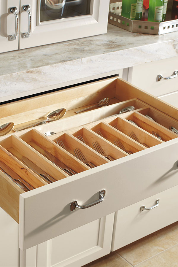 Cutlery Divider Omega Cabinetry