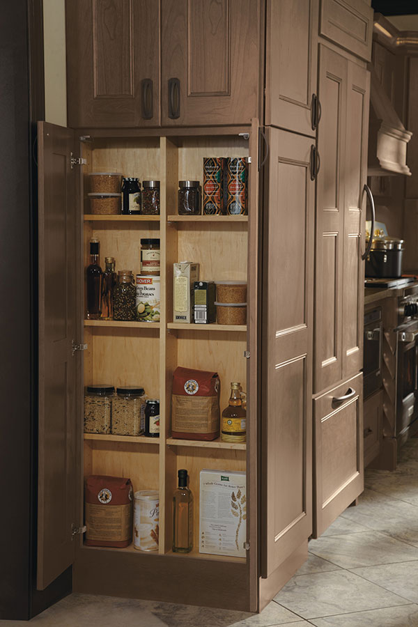 Small Pantry Ideas Cabinets