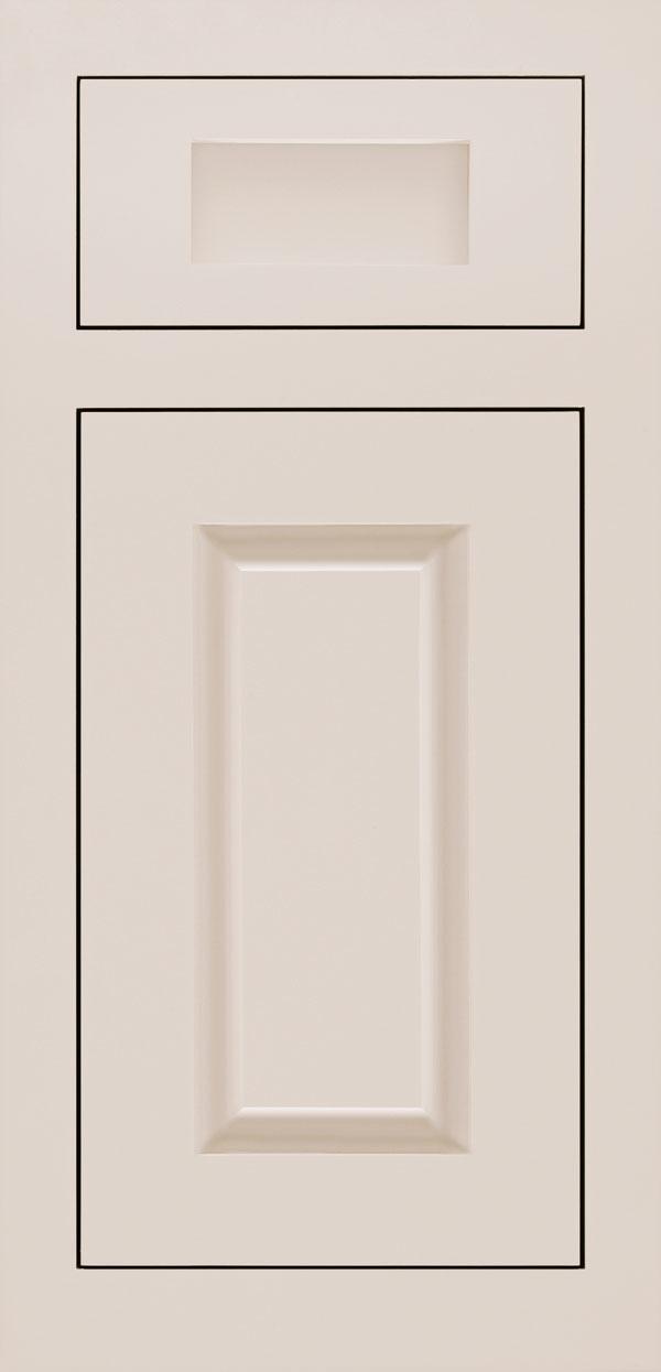 Adagio 5-piece maple inset cabinet door in magnolia  sc 1 st  Omega Cabinetry & Cabinet Door Styles \u2013 Omega Cabinetry