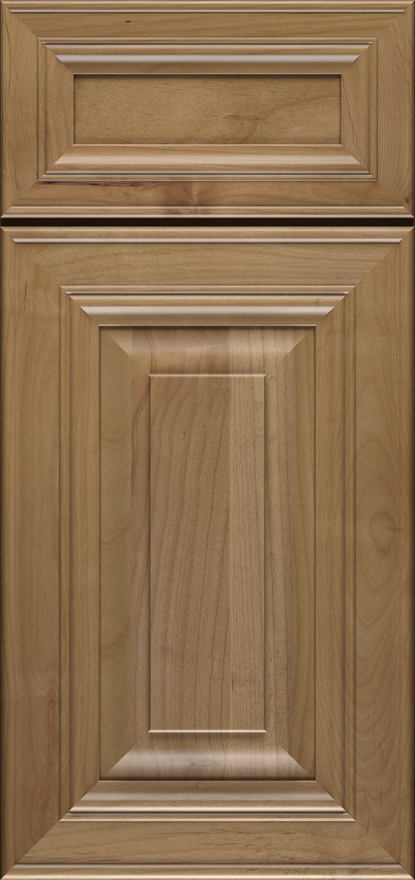 Artesia 5-piece alder raised panel cabinet door in desert
