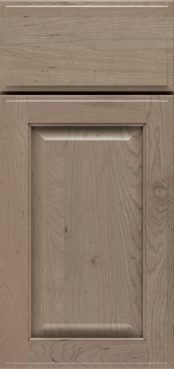 Brookside_cherry_raised_panel_cabinet_door_pumice