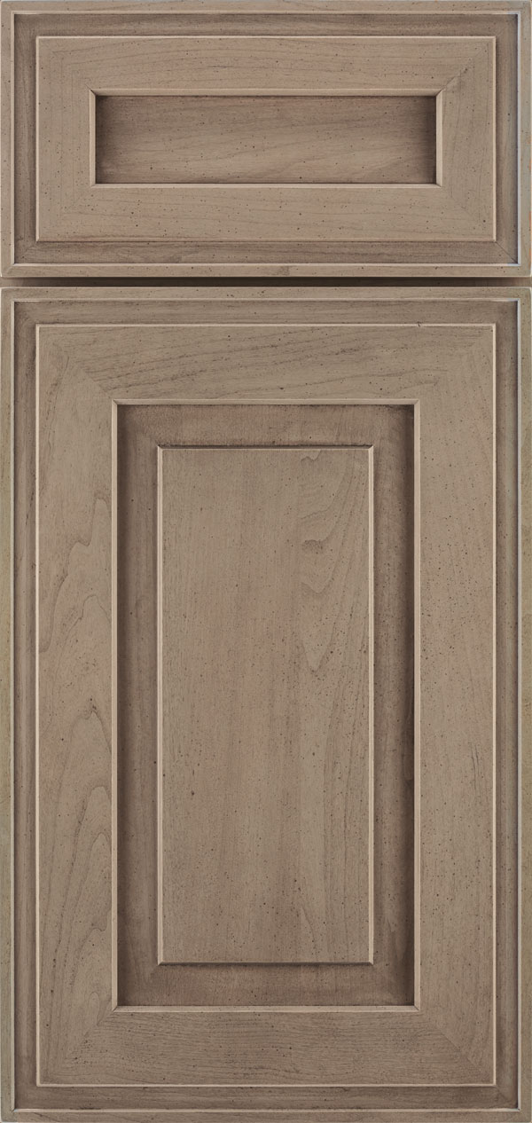 CmeClioCPumFL538 & Clio Raised Panel Cabinet Doors - Omega Cabinetry