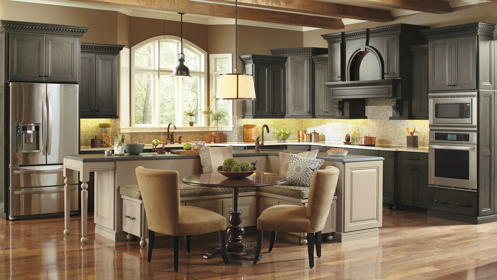 Huge Kitchen Island Casual Kitchen With Large Kitchen Island  Omega