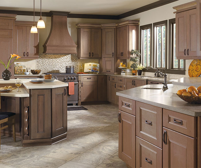 kitchen images gallery cabinet pictures omega rh omegacabinetry com Kitchen Cabinet Layout kitchen cabinets pictures gallery 2017