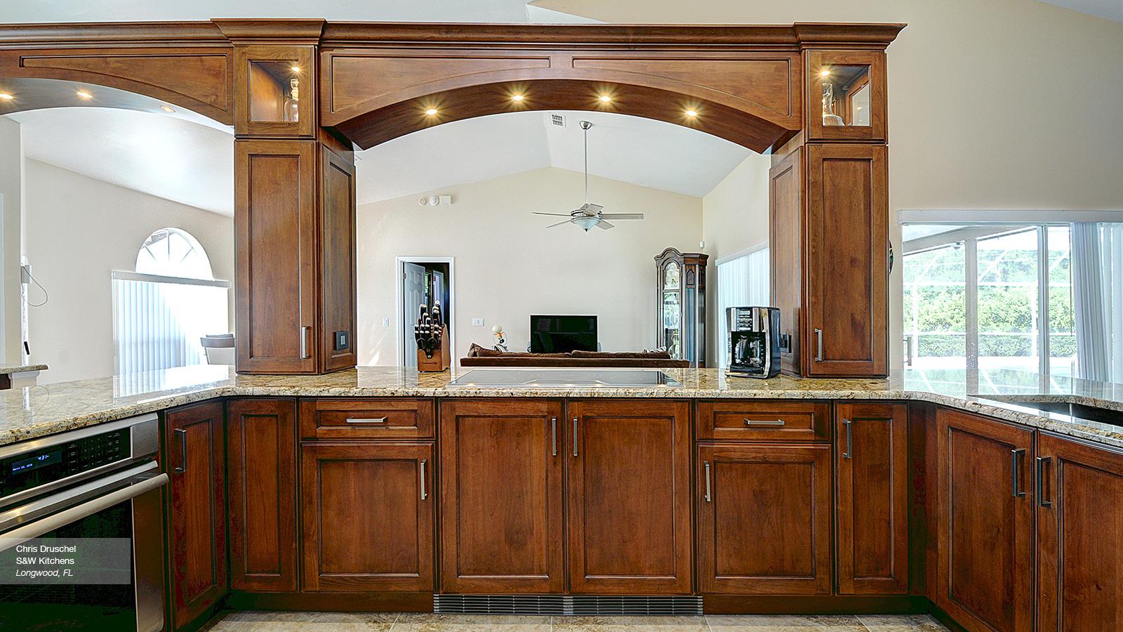 Alder Kitchen Cabinets Omega Cabinetry