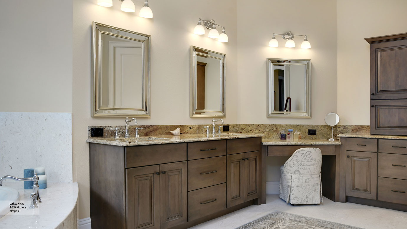 Design Style. Room. Traditional. Bathroom
