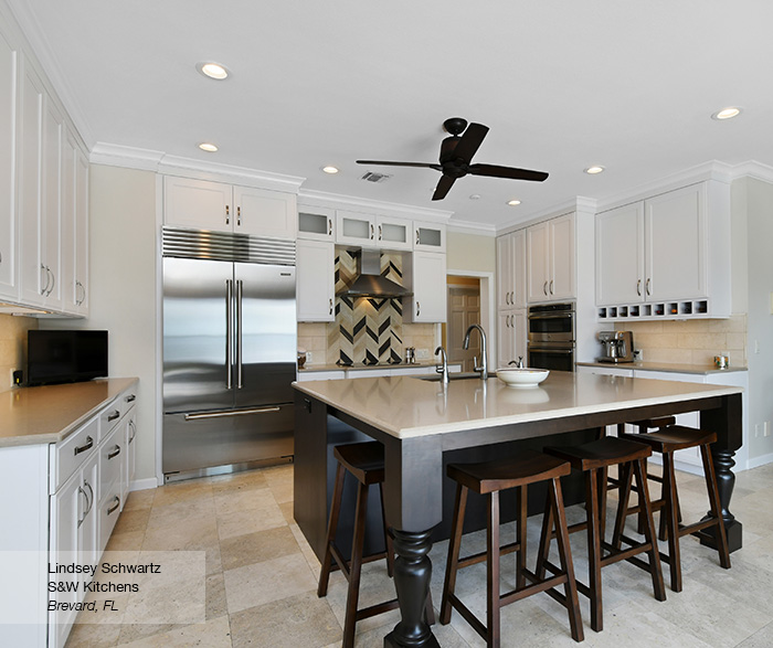 Renner shaker style cabinet doors omega cabinetry for Pearl white kitchen cabinets