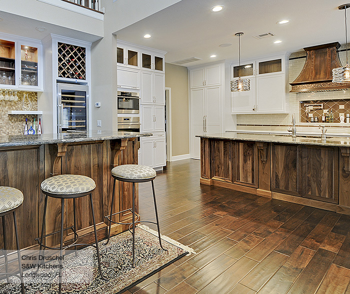 Kitchen images gallery cabinet pictures omega for Kinds of cabinet wood
