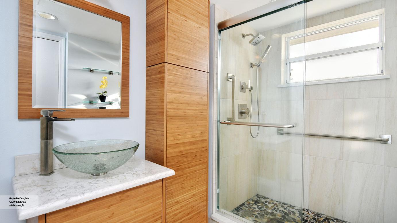Design Style. Room. Contemporary. Bathroom