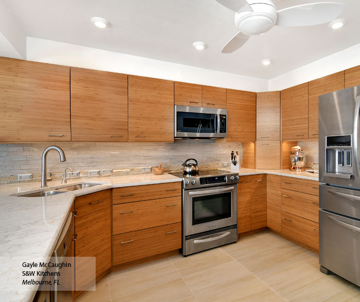 Omega Kitchen Cabinets Reviews: Tarin Slab Cabinet Doors