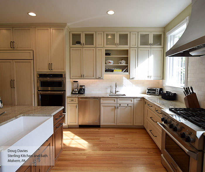 Glazed Kitchen Cabinets Omega Cabinetry