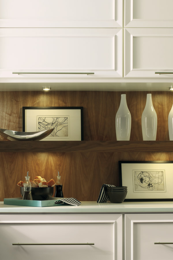 Cabinet Shelf Lighting