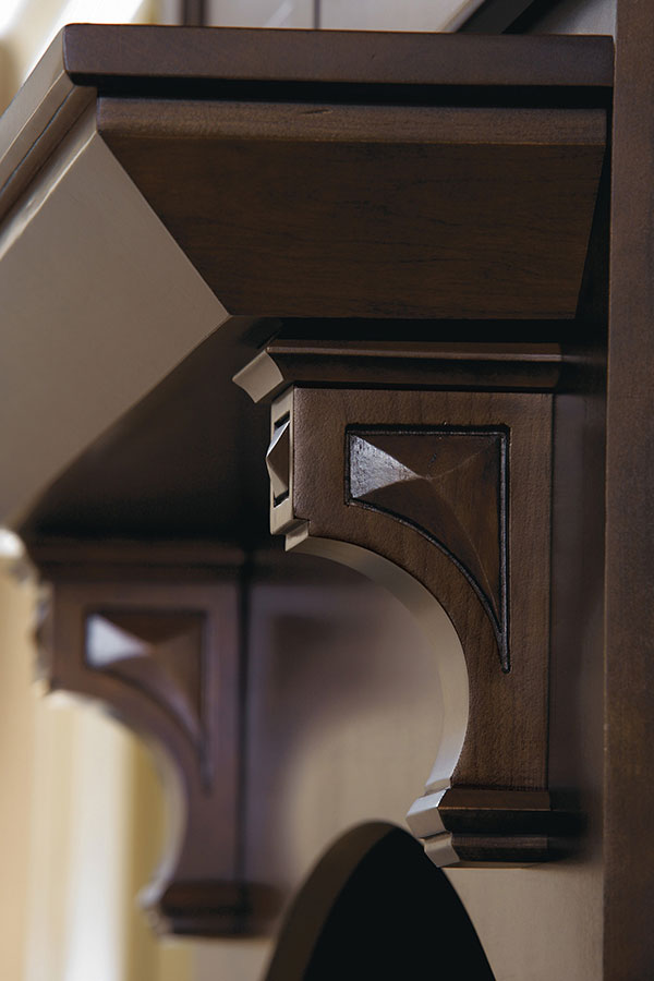 Pinnacle Small Corbel, Style B