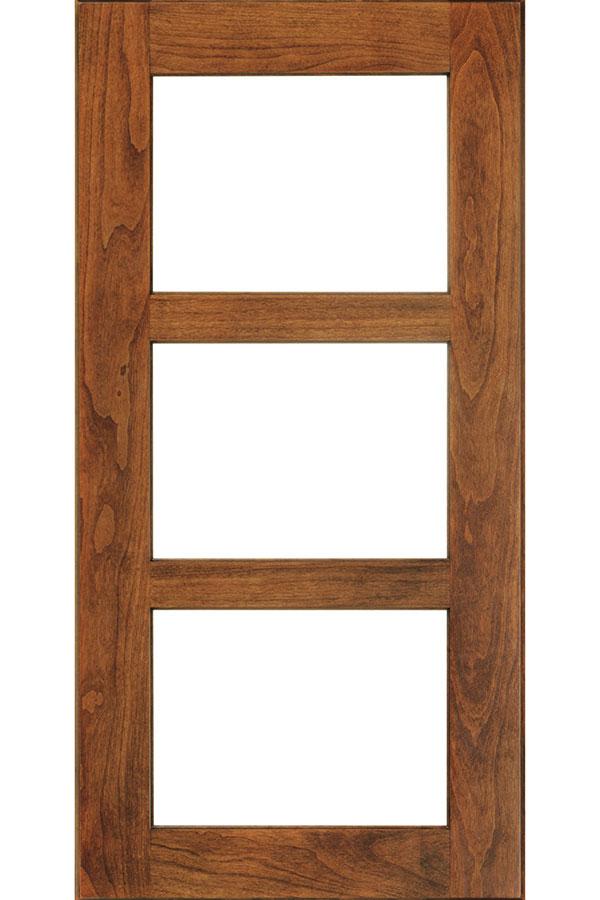 Style Z Mullion Cabinet Doors Omega