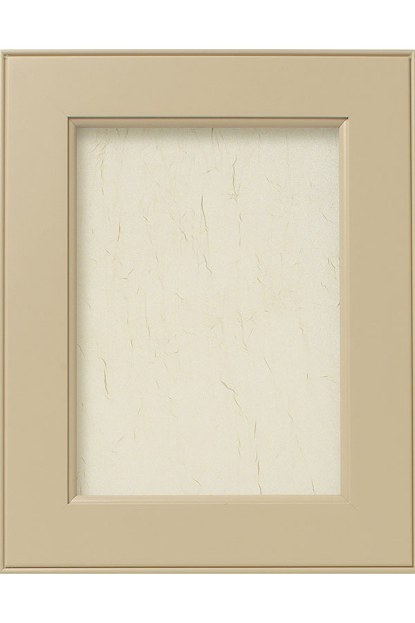 Parchment Resin Cabinet Insert