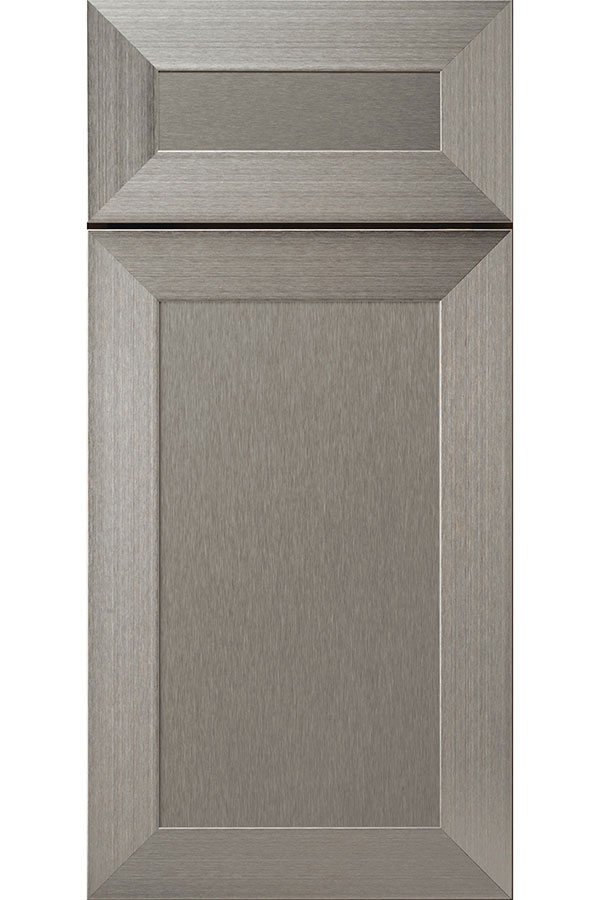 Facet Aluminum Cabinet Door