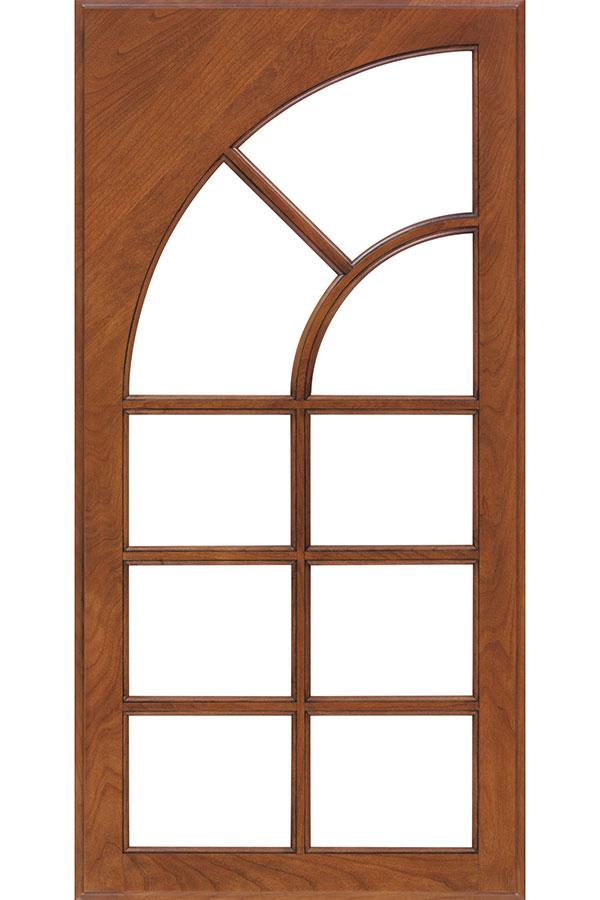 Style K Mullion Cabinet Doors Omegacab