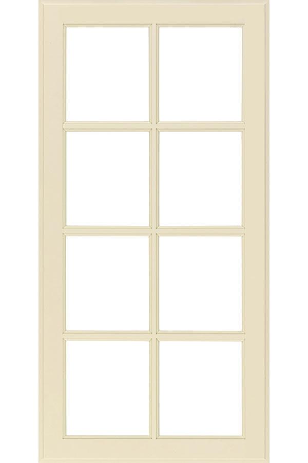 Elegant Cabinet Door Mullion Inserts