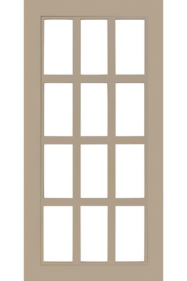 Style I Mullion Cabinet Door  sc 1 st  Omega Cabinetry & Style I Mullion Cabinet Doors - Omega