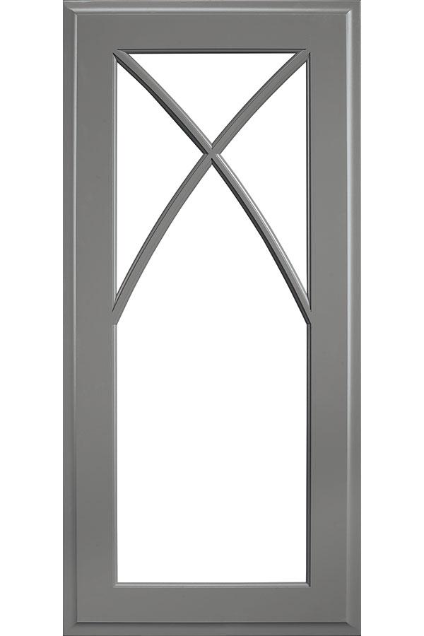 Style N Mullion Cabinet Doors Omega