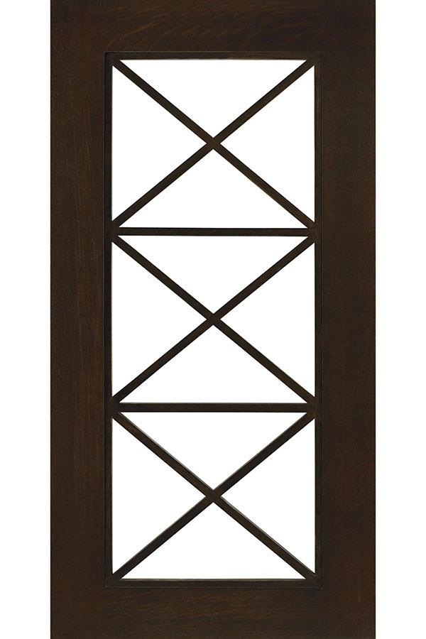 Style M Mullion Cabinet Doors Omega