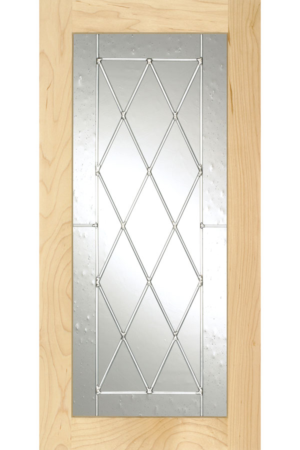 Chateau Glass Cabinet Insert