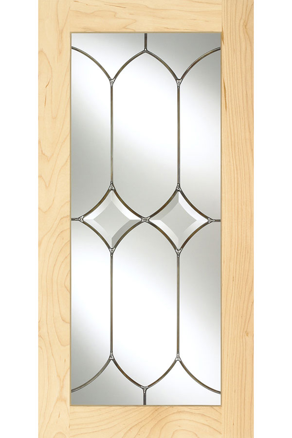 Clear Glass Cabinet Inserts Omegacab