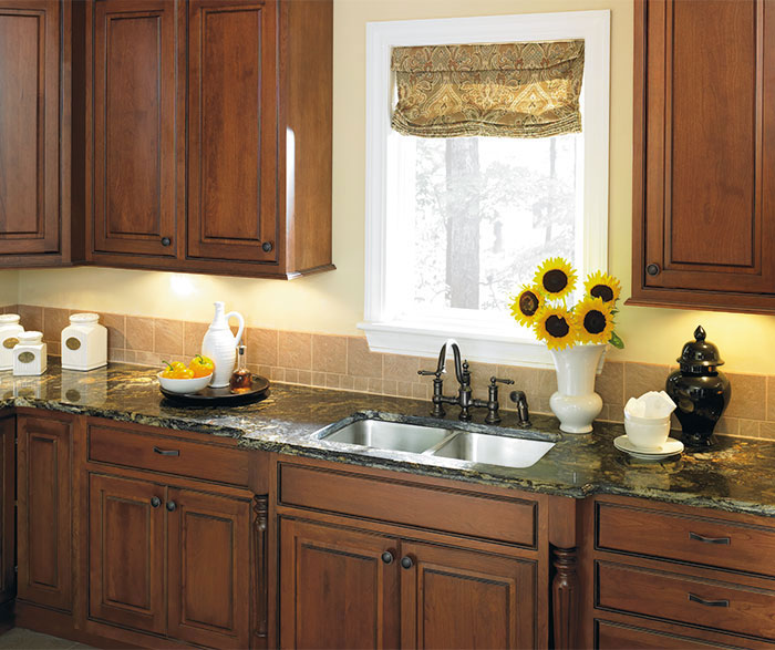 Inset Kitchen Cabinets - Omega Cabinetry
